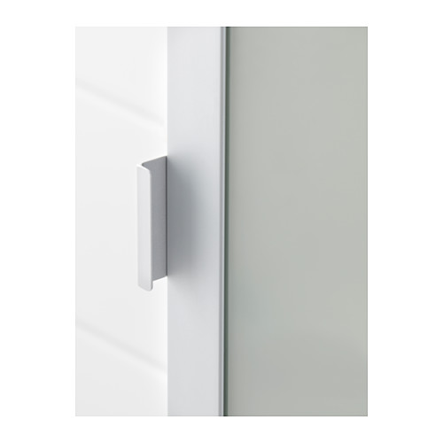 LILLÅNGEN - high cabinet, white/aluminium | IKEA Hong Kong and Macau - PE556143_S4