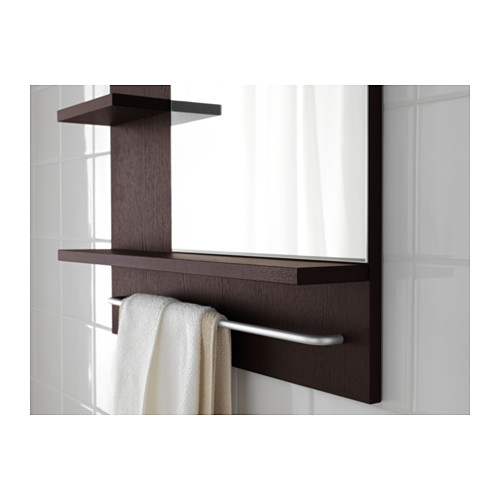 LILLÅNGEN - mirror, black-brown | IKEA Hong Kong and Macau - PE556174_S4