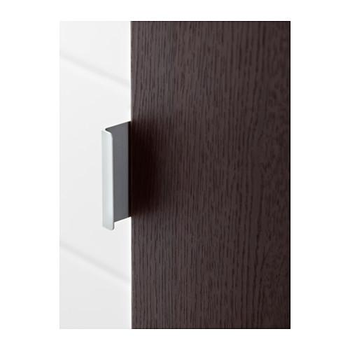 LILLÅNGEN - high cabinet, black-brown | IKEA Hong Kong and Macau - PE556175_S4
