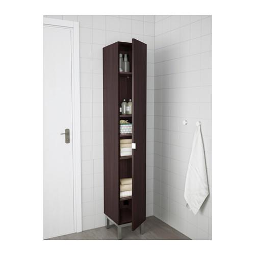 LILLÅNGEN - high cabinet, black-brown | IKEA Hong Kong and Macau - PE556208_S4
