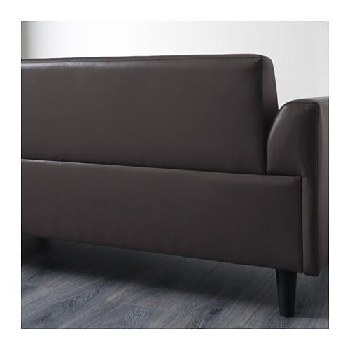 HEMLINGBY - 兩座位梳化, Bomstad 深褐色 | IKEA 香港及澳門 - PE619747_S4