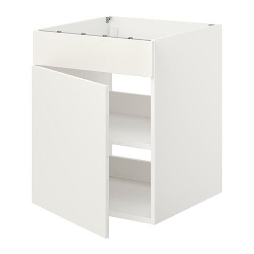 ENHET - 爐用地櫃連門, 白色   IKEA 香港及澳門 - PE815466_S4
