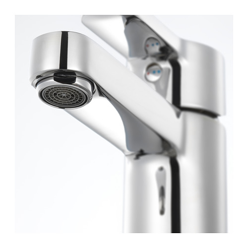 ENSEN - wash-basin mixer tap with strainer, chrome-plated | IKEA Hong Kong and Macau - PE720344_S4