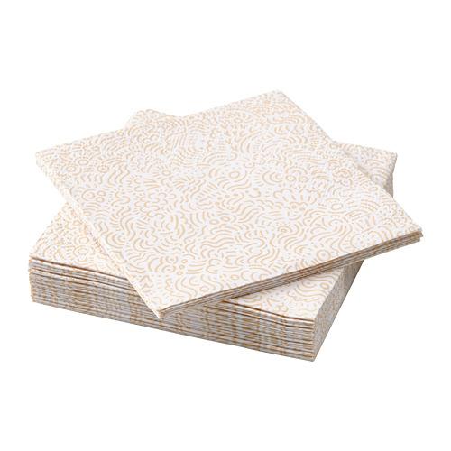 SOMMARDRÖM - 餐紙巾   IKEA 香港及澳門 - PE815486_S4
