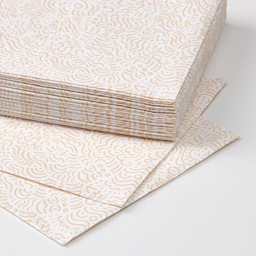 SOMMARDRÖM - 餐紙巾   IKEA 香港及澳門 - PE815485_S4