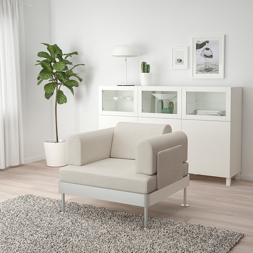 DELAKTIG armchair
