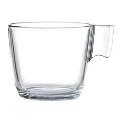 STELNA - mug, clear glass | IKEA Hong Kong and Macau - PE420126_S3
