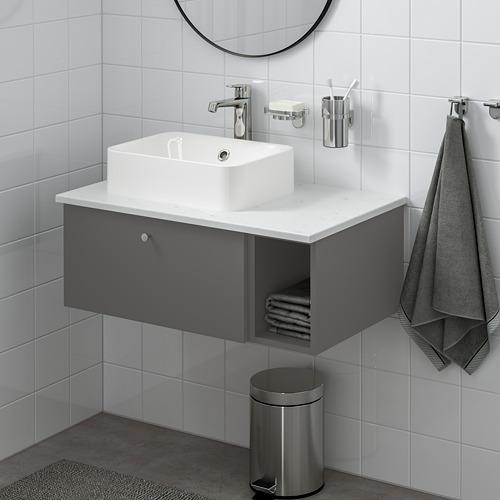 GODMORGON - open cabinet, Gillburen dark grey | IKEA Hong Kong and Macau - PE781828_S4