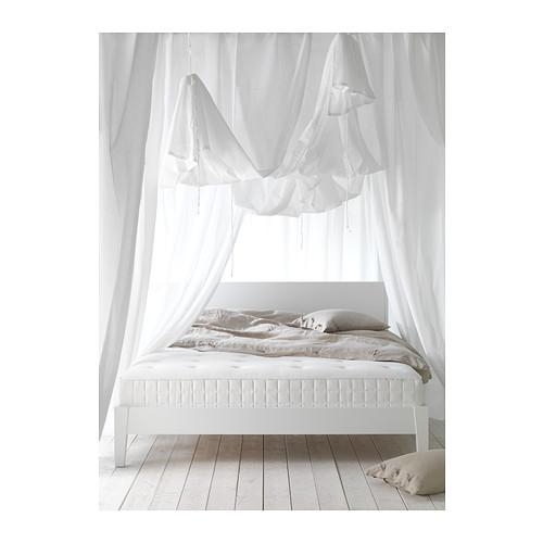 HYLLESTAD 加特大雙人獨立袋裝彈簧床褥, 高度承托