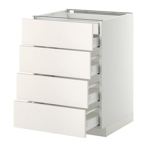 METOD - 廚櫃組合, 白色 Maximera/Veddinge 白色 | IKEA 香港及澳門 - PE332828_S4