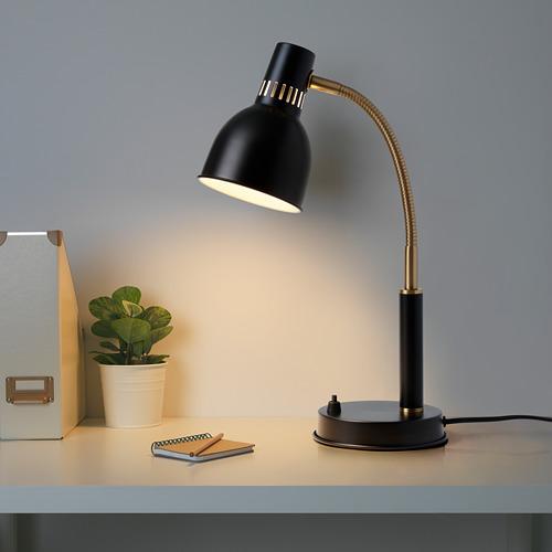 BASTERUD - 工作燈, 黑色 | IKEA 香港及澳門 - PE815740_S4
