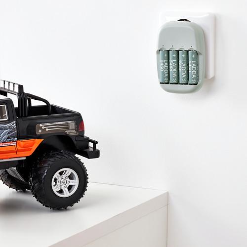 LADDA - 充電池 | IKEA 香港及澳門 - PE815633_S4