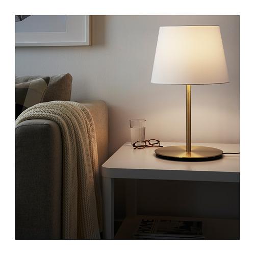 SKAFTET - 座檯燈座, 黃銅色   IKEA 香港及澳門 - PE720454_S4