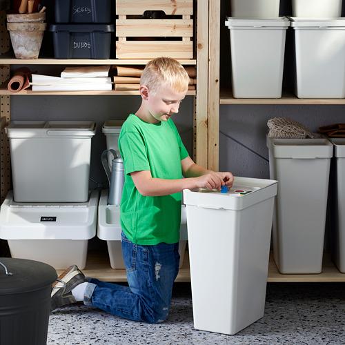 HÅLLBAR 連蓋垃圾桶