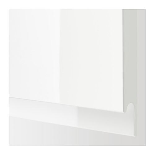 VOXTORP - drawer front, high-gloss white | IKEA Hong Kong and Macau - PE670754_S4