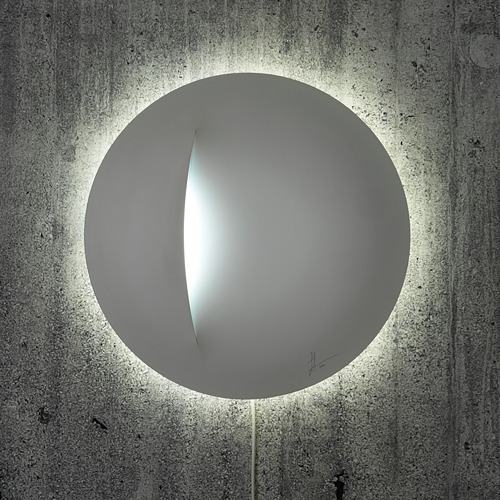 IKEA ART EVENT 2021 - LED wall lamp, white | IKEA Hong Kong and Macau - PE816316_S4