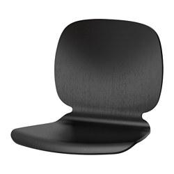 SVENBERTIL - seat shell, black   IKEA Hong Kong and Macau - PE620296_S3