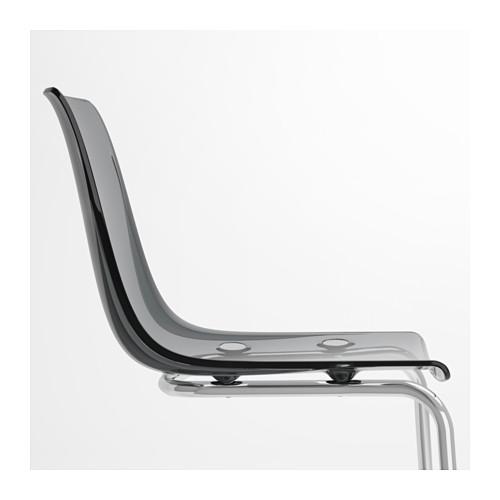 TOBIAS - 椅子, 灰色/鍍鉻 | IKEA 香港及澳門 - PE620334_S4