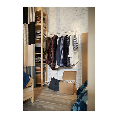 MULIG - clothes rack, white | IKEA Hong Kong and Macau - PH151750_S4