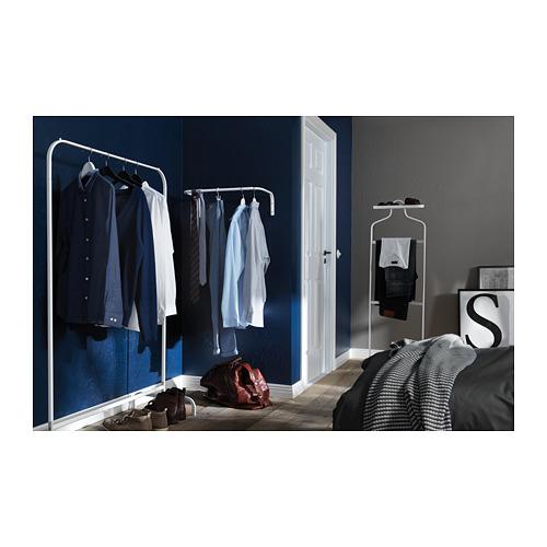 MULIG - clothes rack, white | IKEA Hong Kong and Macau - PH128364_S4