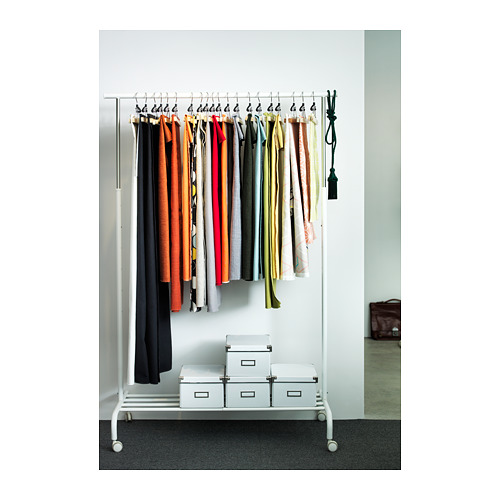 RIGGA - 衣帽架, 白色 | IKEA 香港及澳門 - PH118950_S4