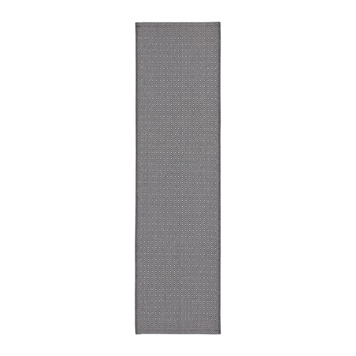 GODDAG - 裝飾用檯布, 黑色/白色 | IKEA 香港及澳門 - PE620371_S4