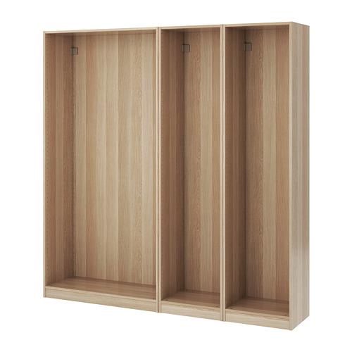 PAX 3 wardrobe frames