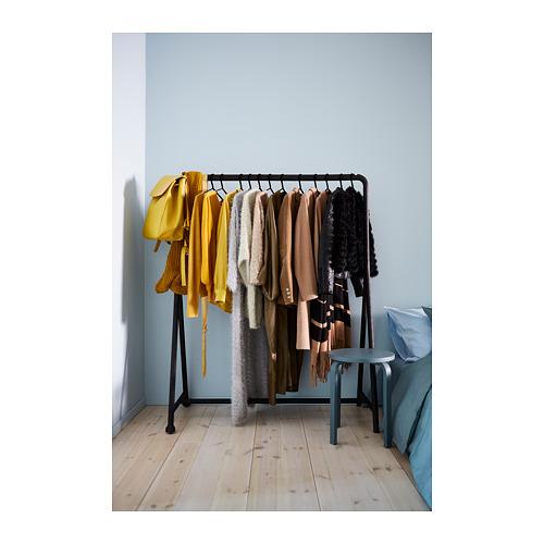 TURBO - 衣帽架, 室內/戶外用/黑色   IKEA 香港及澳門 - PH143446_S4