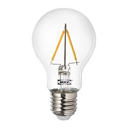 RYET - LED bulb E27 100 lumen, globe clear | IKEA Hong Kong and Macau - PE720553_S3