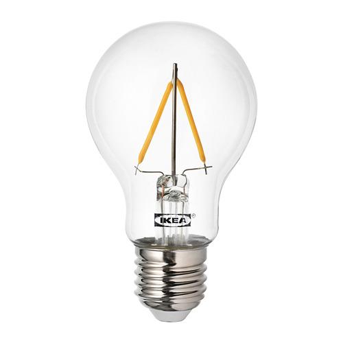 RYET - LED bulb E27 100 lumen, globe clear | IKEA Hong Kong and Macau - PE720553_S4