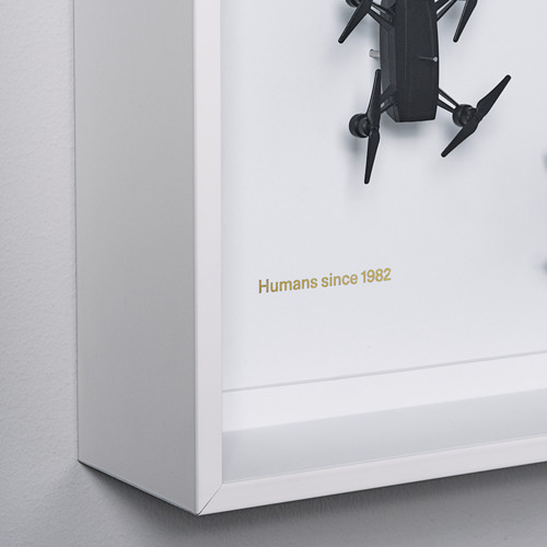 IKEA ART EVENT 2021 - wall decoration, drone motif white | IKEA Hong Kong and Macau - PE815720_S4