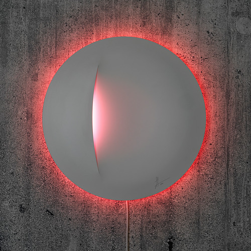 IKEA ART EVENT 2021 - LED wall lamp, white | IKEA Hong Kong and Macau - PE815734_S4