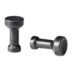 MÖLLARP - knob, black | IKEA Hong Kong and Macau - PE420365_S3