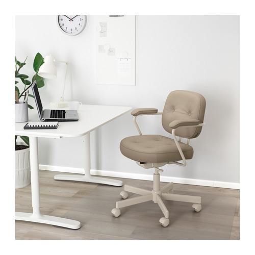 ALEFJÄLL - office chair, Grann beige | IKEA Hong Kong and Macau - PE670838_S4