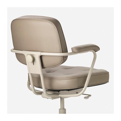 ALEFJÄLL - office chair, Grann beige | IKEA Hong Kong and Macau - PE670846_S4