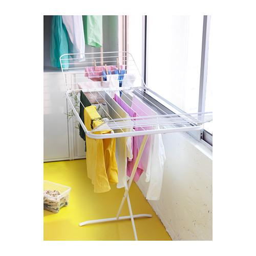MULIG - drying rack, in/outdoor, white   IKEA Hong Kong and Macau - PE315873_S4