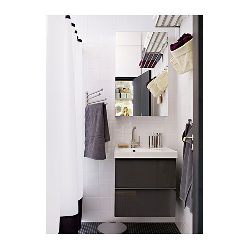 GODMORGON - mirror cabinet with 2 doors | IKEA Hong Kong and Macau - PE370089_S4