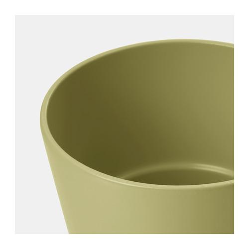 PAPAJA - plant pot, green | IKEA Hong Kong and Macau - PE720676_S4