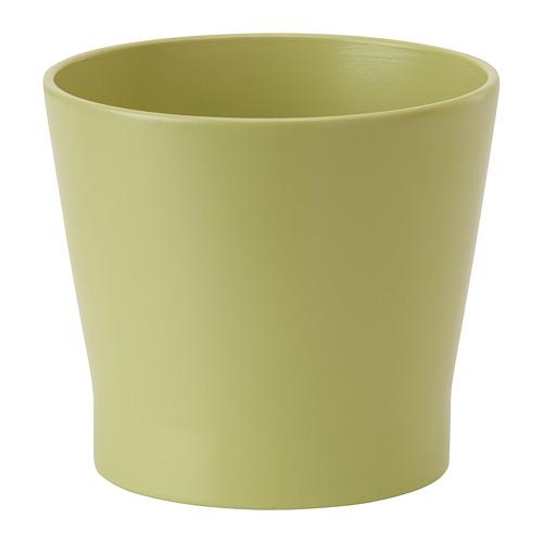PAPAJA - plant pot, green | IKEA Hong Kong and Macau - PE720678_S4