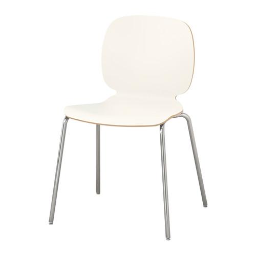 SVENBERTIL - chair, white/Broringe chrome-plated | IKEA Hong Kong and Macau - PE620707_S4