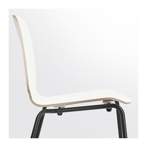 SVENBERTIL - 椅子, 白色/Broringe 黑色   IKEA 香港及澳門 - PE620736_S4