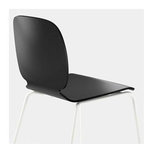 SVENBERTIL - 椅子, 黑色/Broringe 白色 | IKEA 香港及澳門 - PE620755_S4