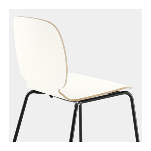 SVENBERTIL - 椅子, 白色/Broringe 黑色   IKEA 香港及澳門 - PE620757_S4