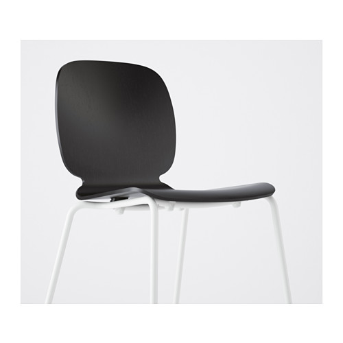 SVENBERTIL - 椅子, 黑色/Broringe 白色 | IKEA 香港及澳門 - PE620777_S4