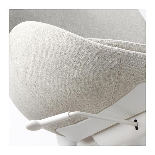 HATTEFJÄLL - office chair, Gunnared beige | IKEA Hong Kong and Macau - PE671035_S4