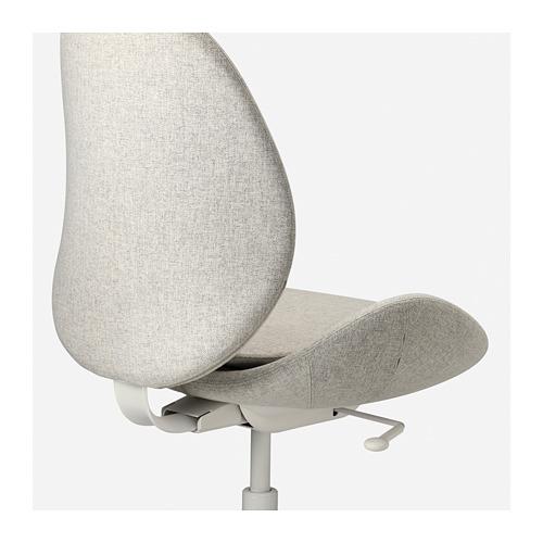 HATTEFJÄLL - office chair, Gunnared beige | IKEA Hong Kong and Macau - PE671044_S4