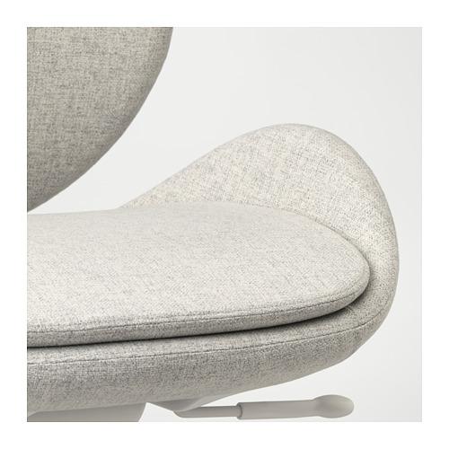 HATTEFJÄLL - office chair, Gunnared beige | IKEA Hong Kong and Macau - PE671041_S4