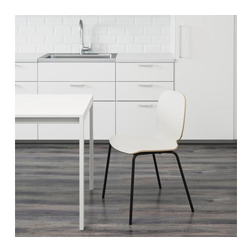 SVENBERTIL - 椅子, 白色/Broringe 黑色   IKEA 香港及澳門 - PE620850_S4