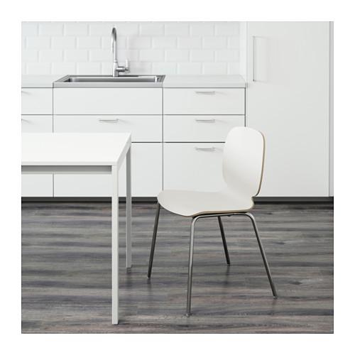 SVENBERTIL - chair, white/Broringe chrome-plated | IKEA Hong Kong and Macau - PE620851_S4