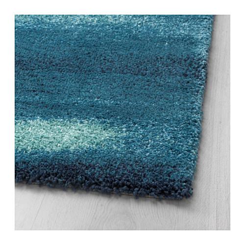 SÖNDERÖD - 長毛地氈, 藍色 | IKEA 香港及澳門 - PE620927_S4